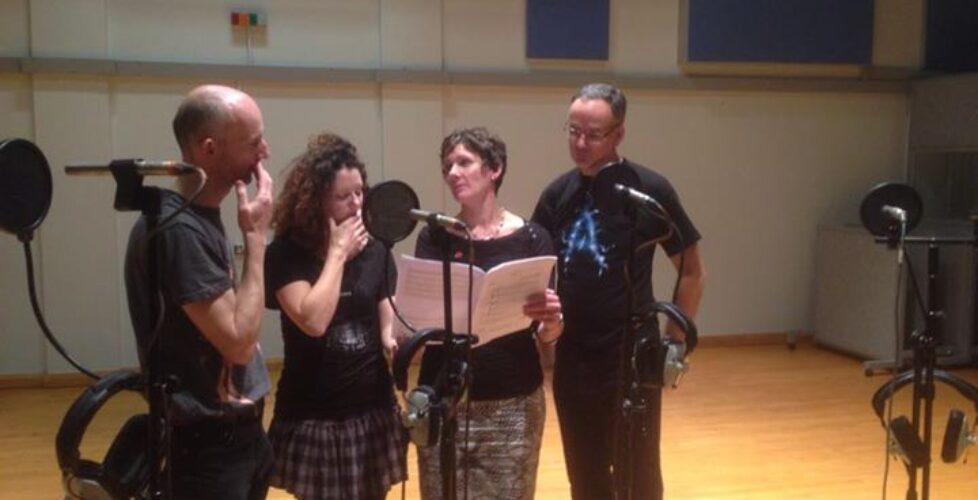 Academix Recording Surrey University 2014-11-11